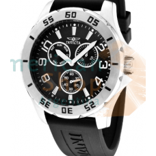 Invicta 1808 Dial Black